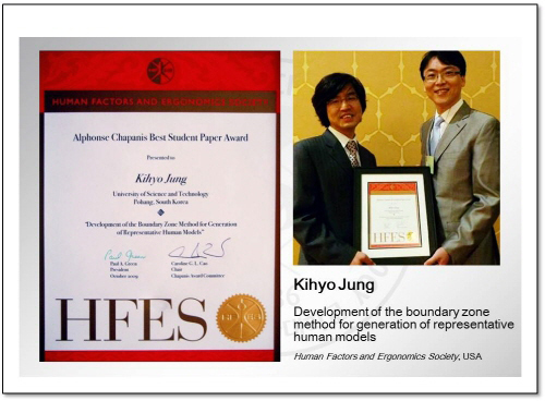 2009, Human Factors and Ergonomics Society (HFES)