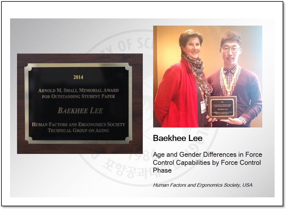 2014, Human Factors and Ergonomics Society (HFES)